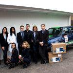 Clínica Sanza vuelve a estar presente en la misión humanitaria del Rally Clásicos del Atlas 2016