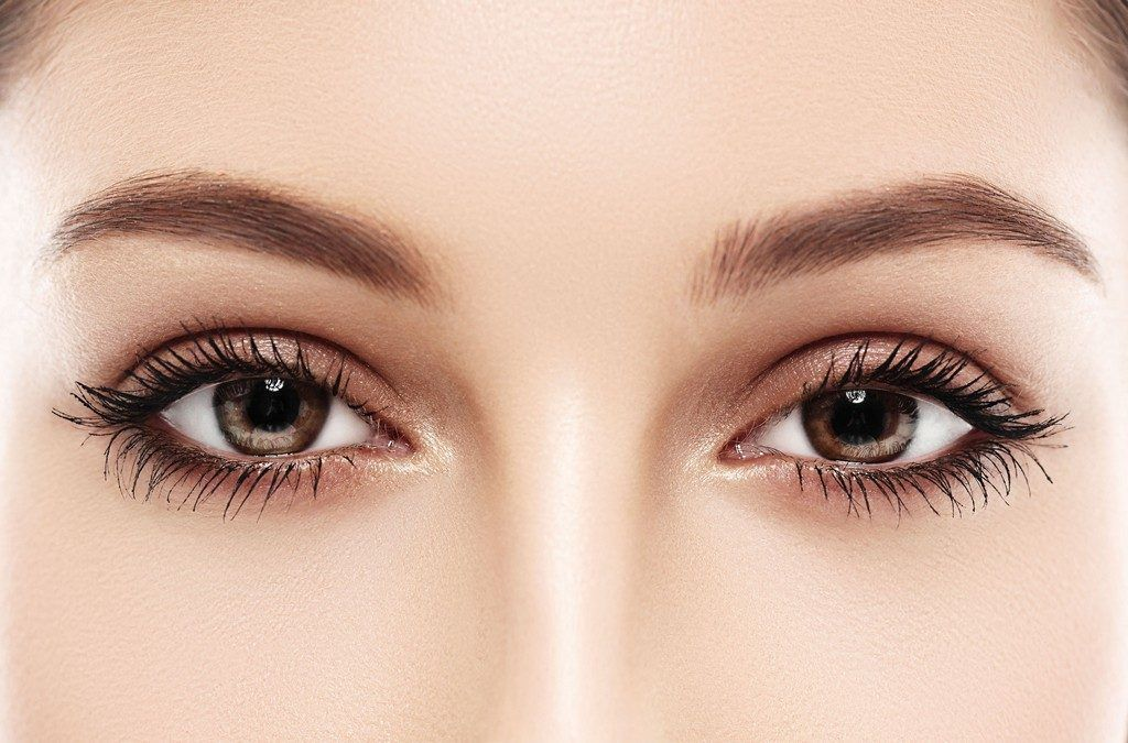 eyebrows elevation with tensors