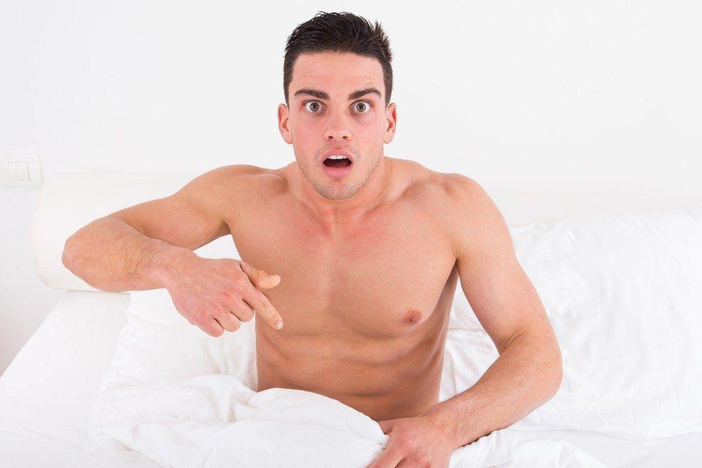 genitales hombre, reducción de exceso de piel de escroto