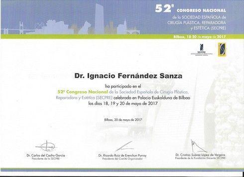 52º Congreso Nacional de la Sociedad Española de Cirugía Plástica, Reparadora y Estética (SECPRE)